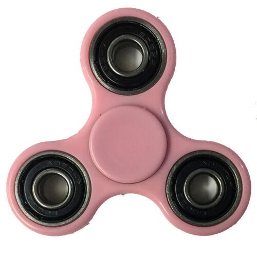 Fidget Finger Spinner Hand Focus Spin Aluminum EDC Bearing Stress Toys UK Seller
