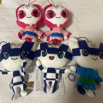 Tokyo 2020 Olympics Miraitowa Someity Plush Toy Mascot ...