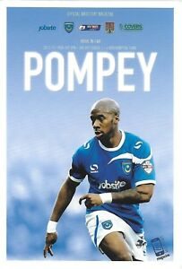 Football-Programme-gt-PORTSMOUTH-v-NORTHAMPTON-TOWN-Dec-2013
