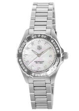 New Tag Heuer Aquaracer Diamond Women's Watch WAY1414.BA0920