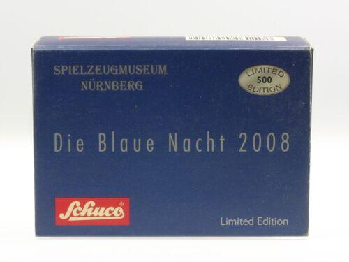 """Schuco Piccolo Opel Blitz /""""Die blaue Nacht 2008/"""" # 50587000"""