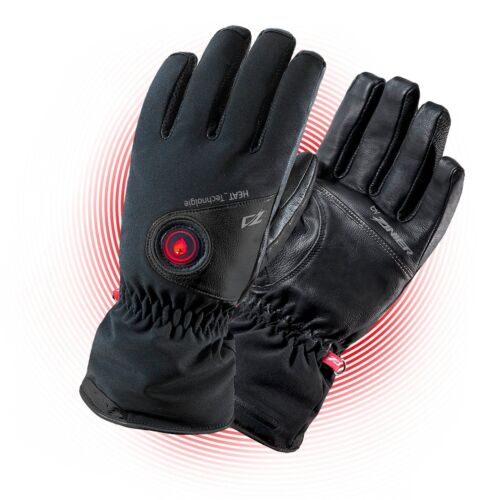 Zanier Streat Heat Herren beheizbare Handschuhe Heizung Wandern Outdoor