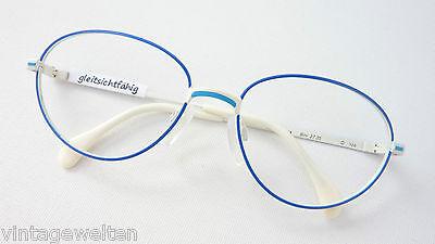 Di Larghe Vedute Colore Blu-bianco Metallo Occhiali Rodenstock Bini Oversized Versione Flexbügel Misura M-mostra Il Titolo Originale Squisita (In) Esecuzione
