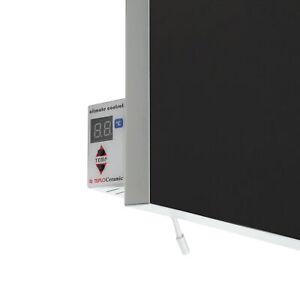 infrarotheizung mit thermostat 500watt f r jeden raum. Black Bedroom Furniture Sets. Home Design Ideas