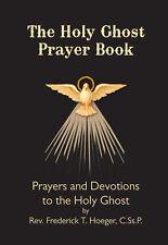 The Holy Ghost Prayer Book softback, Vintage Catholic Traditional Impr Hoeger