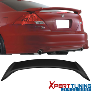 Factory Style Spoiler Wing ABS for 2006-2007 Honda Accord 4DR Sedan Spoiler