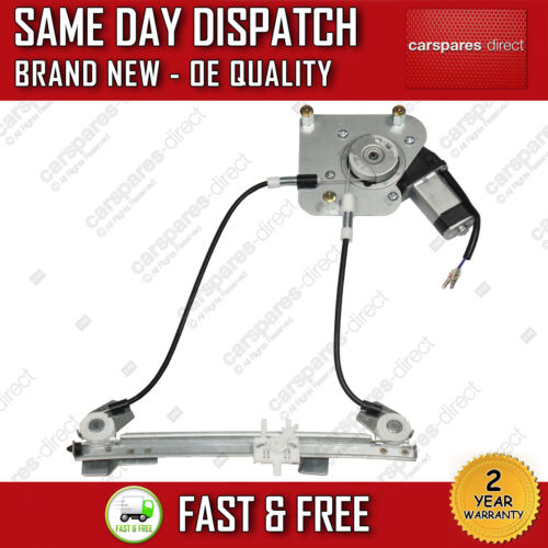 1997/>2006 REAR LEFT SIDE WINDOW REGULATOR WITH 2 PIN MOTOR 932 ALFA ROMEO 156