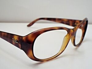 e1baddad73 Authentic Ray-Ban RB 4061 642 57 Tortoise Oval Sunglasses Frame  218 ...