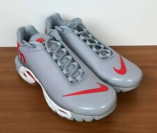 item 6 Nike Air Max Plus TN SE Running Shoes Grey Red White AQ1088-001  Men s Size 6 -Nike Air Max Plus TN SE Running Shoes Grey Red White  AQ1088-001 Men s ... db6374b5d