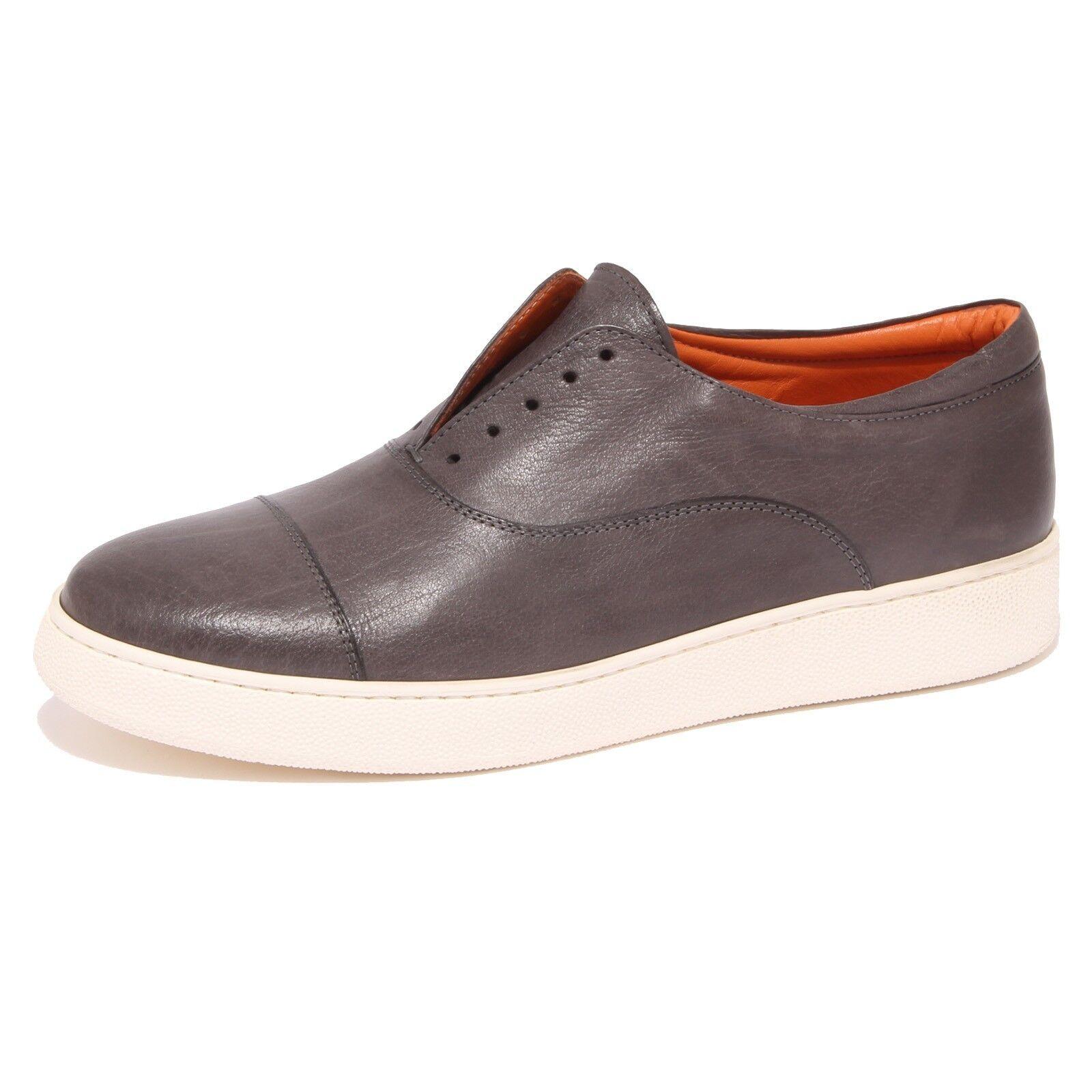 9179P scarpa uomo CARACCIOLO 1971 SLEEP ON grigio shoe men