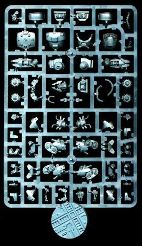Necromunda Luther Pattern Excavation Automata Ambot Singles
