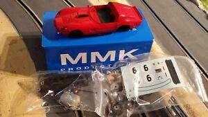 Infatigable Mmk Psk Proto Slot Kit Resin Fer61 Ferrari Lm62 + Chassis, Wheels, Etc.