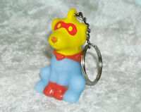 American Heart Association Super Pup Key Chain Ring Puppy Keychain Puppies
