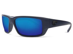6619f11c0a NEW Costa Del Mar FANTAIL Midnight Blue   580 Blue Mirror Glass 580G ...