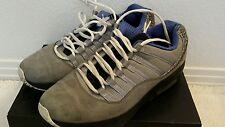 MENS JORDAN CMFT VIZ AIR 11 LTR STEALTH-ROYAL-BLACK 467792 006 Size Sz 10 Shoes