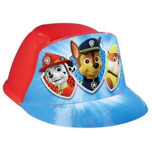 NEW Nickelodeon Paw Patrol Vacuum Formed Hat By Spotlight