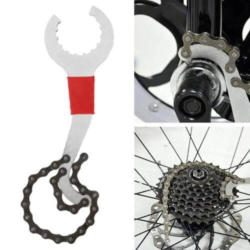 5PCS Bike MTB Bicycle Crank Chain Extractor Removal Splitter Repair Tool Set