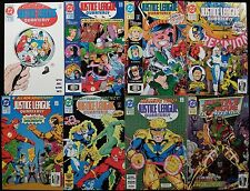 Justice League International Quarterly 3 5 6 7 8 9 10 12 DC Comics USA 1991-1993