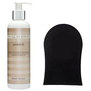 Per-tutti-i-miei-Eternity-graduale-10-Self-Tan-lozione-paraben-free-graduale-TAN-MITT