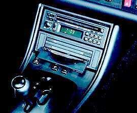 Porsche 944/968 CD Holder by Fitcher