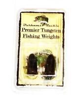 Durhams Tackle- Premier Tungsten Bullet Weight 1/2oz Black (2 Pack)