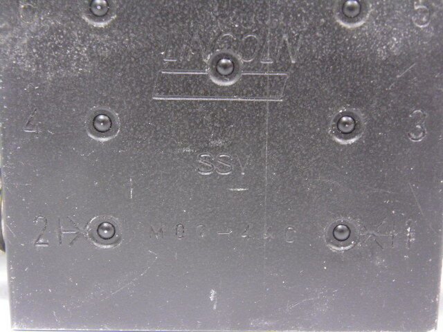 """NIP Lincoln Industrial 300psi 3//8/"""" 25/' Air Hose Brass Male//Male 1//4/"""" Couplers"""