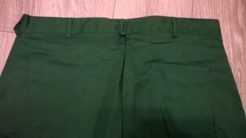 """Homme vert de travail hôpital vétérinaire Ambulance Infirmière Pantalon TR270 Taille 42/"""" 44/"""" 46/"""""""