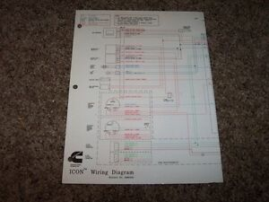 cummins icon electrical wiring diagram manual image is loading cummins icon electrical wiring diagram manual