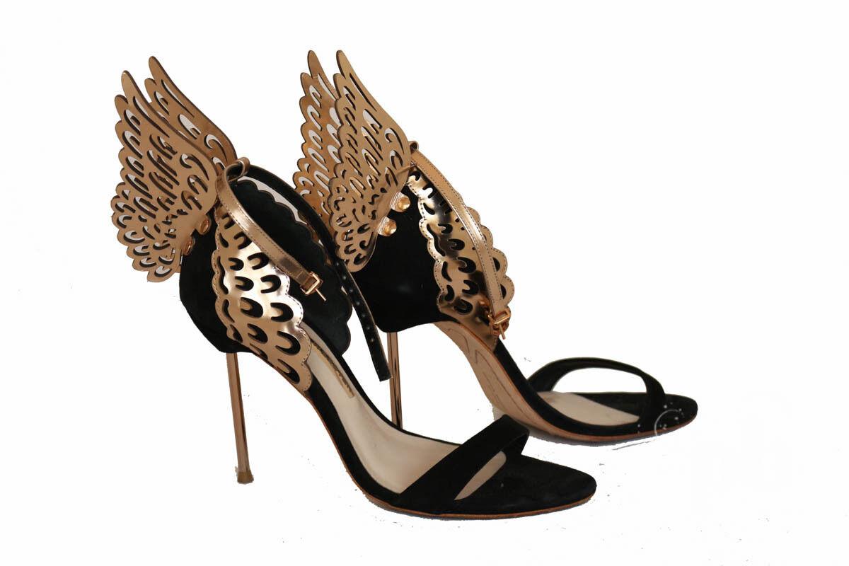 Sophia Webster Evangeline Angel Wing Sandals Size 38 EU