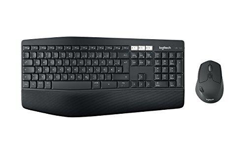 Logitech MK850 Performance Kabellose Tastatur und Maus Combo (USB, Bluetoot