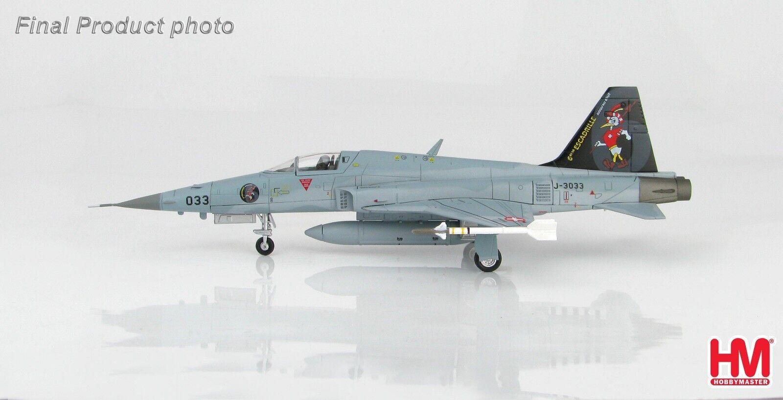 Hobby Master HA3329, Northrop F-5E Tiger II J-3033, Staffel 6, 2017, 1 72