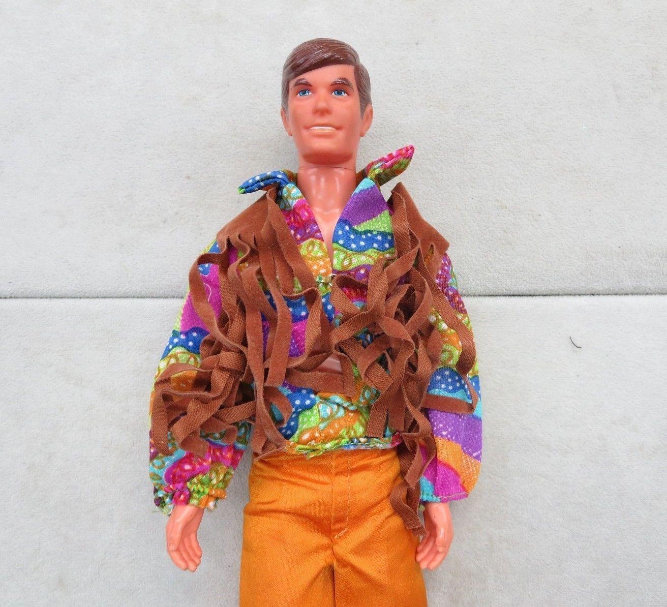Ken muñeca de Mattel acción en vivo en el escenario Figura Juguete