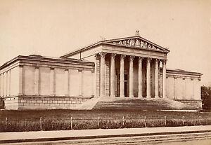 PerséVéRant Munich C. 1880 - Bâtiment Allemagne - 19