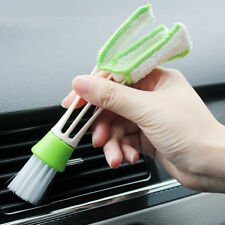 Car Cleaning Brush Trim Dashboard Auto Air Vents Detailing Tools Universal PP+PE