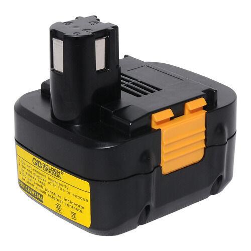 Battery For Panasonic 15.6V 3.3Ah EZ9136 EZ9137 EY9230 EY6432GQKW EY3530