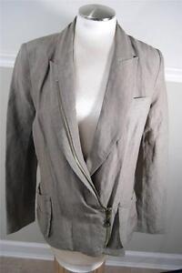 m Gwen Blazer j200 L Stefani Zip 6 Størrelse a Jacket b 1H7xwqZR