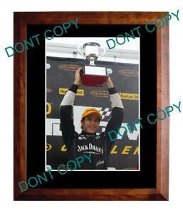 RICK-KELLY-HOLDEN-MOTOR-RACING-STAR-SANDOWN-WIN-LARGE-A3-PHOTO