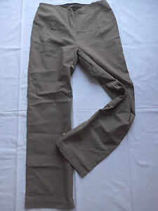 Sheego-Trousers-Pull-on-Bengalin-Size-42-50-short-Shape-Effect-120-New
