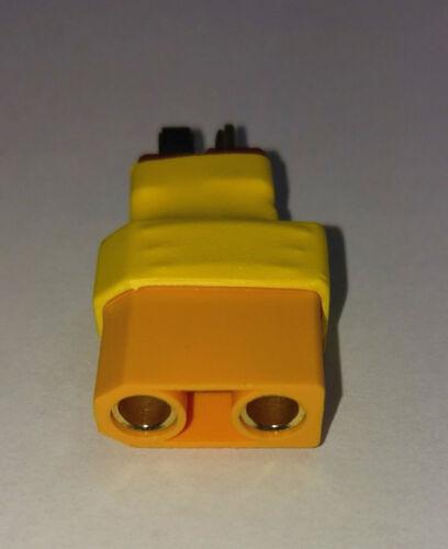Stecker T-Plug auf XT90 Buchse Adapterstecker Ladekabel Modellbau
