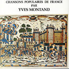 Chansons Populaires de France by Yves Montand (CD, Jan-1992, Columbia (USA))