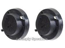 Diaphragm for Urei 809A, JBL 2155H 2152H 3677 4652 4655 Horn Driver Parts 2 Pack