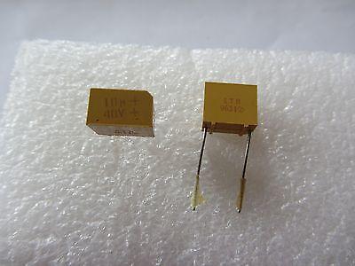 Kemet T354E106K025-10 pc lots 10uF 10/% 25V Radial Tantalum Caps