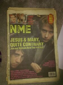 NEW MUSICAL EXPRESS NME MAGAZINE 30 SEPTEMBER 1989 THE RIOT ACT   LS