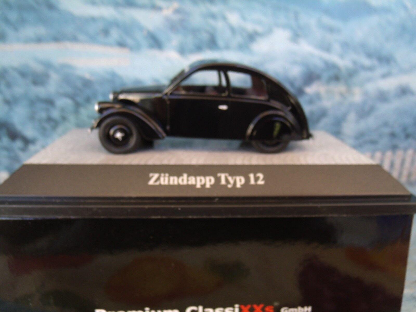 venta con alto descuento 1 43 PREMIUM CLASSIXXS (Alemania) (Alemania) (Alemania) Zuendapp tipo 12  barato y de alta calidad