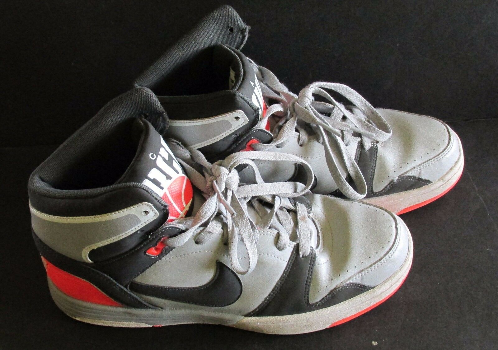 la 8,5 force des baskets nike sz 8,5 la m mach mi - basketball hommes 5a4bad