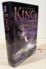 The Dark Tower Ser.: Song of Susannah by Stephen King (2004, Hardcover, Revised edition,Expurgated edition)