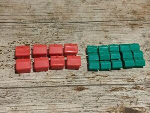 Monopoly-RICAMBIO-CASE-E-ALBERGHI-GRATIS-P-amp-P
