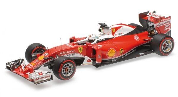 Ferrari SF16-H No.5 Cina Gp 2016  Sebastian Vettel
