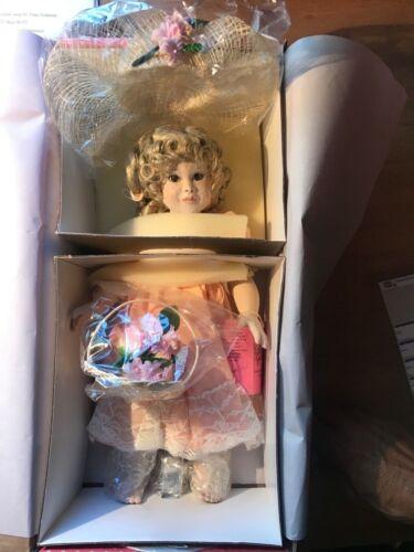 Details about  /Paradise Galleries Porcelain  Doll Treasury Collection Jennifer Premier Edition