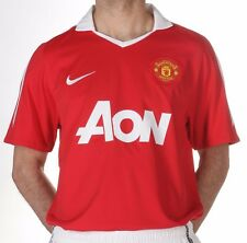 Manchester United Authentic Supporter Home Jersey 2010/11 New With Tags X-Large